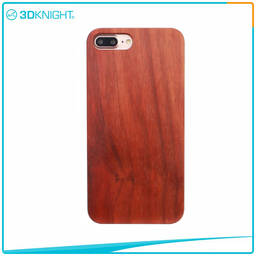 Handmade Rosewood Phone Case For Iphone 7 Plus Real Wood Series