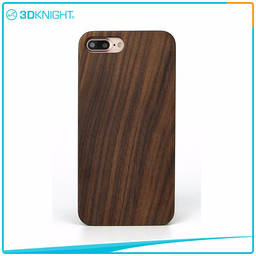 Handmade Walnut Phone Case For Iphone 7 Plus Real Wood Series