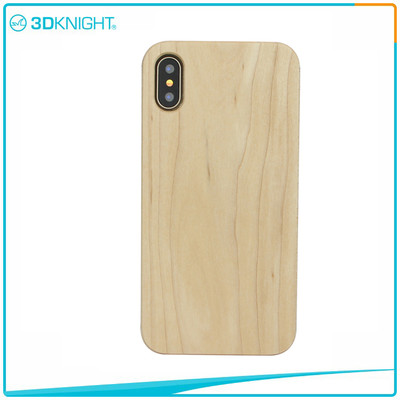 Wholesale Customized Laser Engraving Wood IphoneX Case