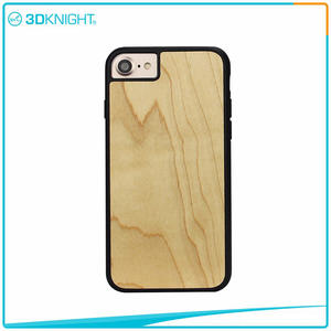 Wholesale Maple Wood Phone Case factory For Iphone 7 7 Plus Wood Case