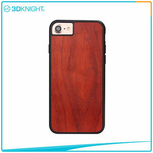 Handmade RoseWood Phone Case For Iphone 7 7 Plus Cases