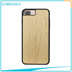 high quality Phone Case Wooden manufacturers For Iphone 7 7 Plus Wood Case