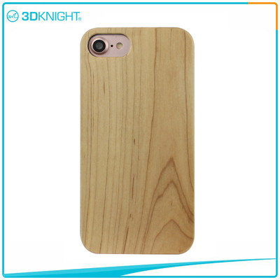Handmade wooden iphone7 cover