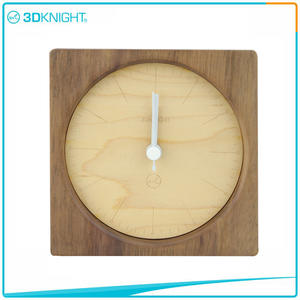 custom-made Wooden Clocks suppliers 3D KNIGHT | Handmade
