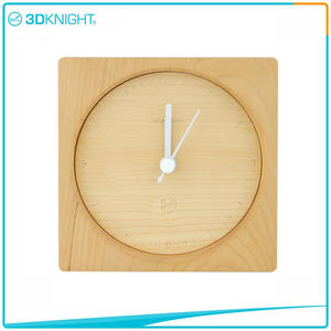 Handmade Wooden Clocks Wood Desklop Clocks