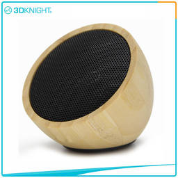 Mini Wood Speaker Wooden Wireless Speaker Mini Wood Speaker Portable