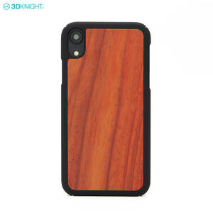 New Arrival Custom Design Rose Blank Wood Phone Case For IPhone XR