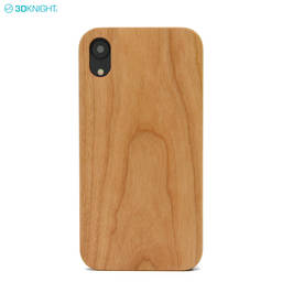 Hot Sale New Arrival Mobile Hard Cover Wood Phone Case For Iphone XR