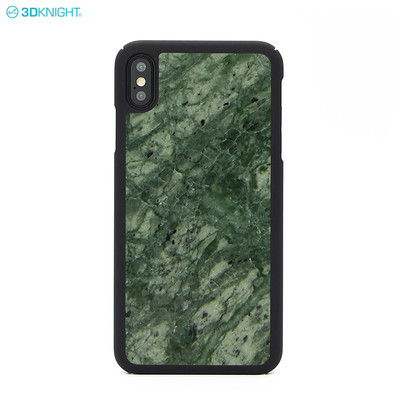 New Stone Design Cell Phone Cover Genuine Marble Case for iPhone XS MAX