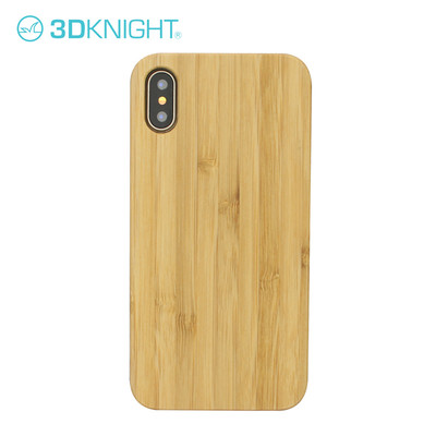 Wholesale Customized Laser Engraving Wooden Iphone X Case