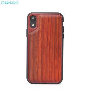 Laser Engraving Design Blank TPU Wooden Cell Phone Case For iPhone X XR XS MAX