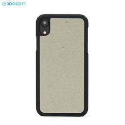 Unique Natural Cement Pc hard Shell, Concrete Phone Case for iPhone XR