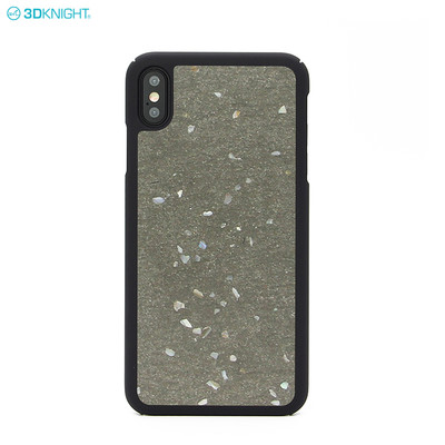 Unique Real Blank Cement Mobile Smart Phone Cases For Iphone XS MAX