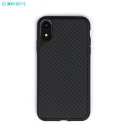 Shockproof 100% Real Carbon Fiber Tpu Cell Phone Case For iPhone X XR XS MAX