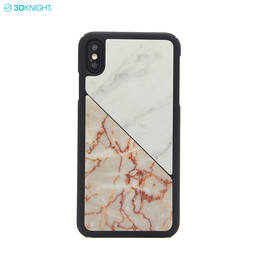 High Grade Back Cover Design Real Marble Phone Case for iphone XS MAX