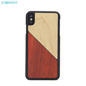 High Quality Genuine Real Wood phone Cover Case For iPhone XS MAX