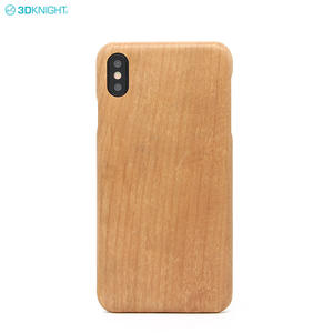 FSC Certified All Full Aramid Fiber Wood Phone Hard Case For IPhone XS MAX