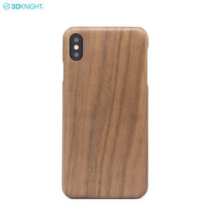 Ultra Slim Design Aramid Fiber Wood Composite Phone Case For IPhone Xs MAX