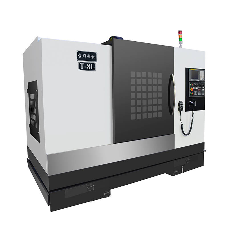 Linear Guide Vertical Machining Center