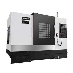 China high speed T-11L Linear guider way vertical machining center manufacturer