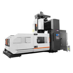 China double column machining center supplier
