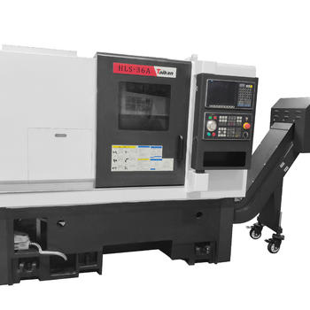 Slant Bed CNC Machine