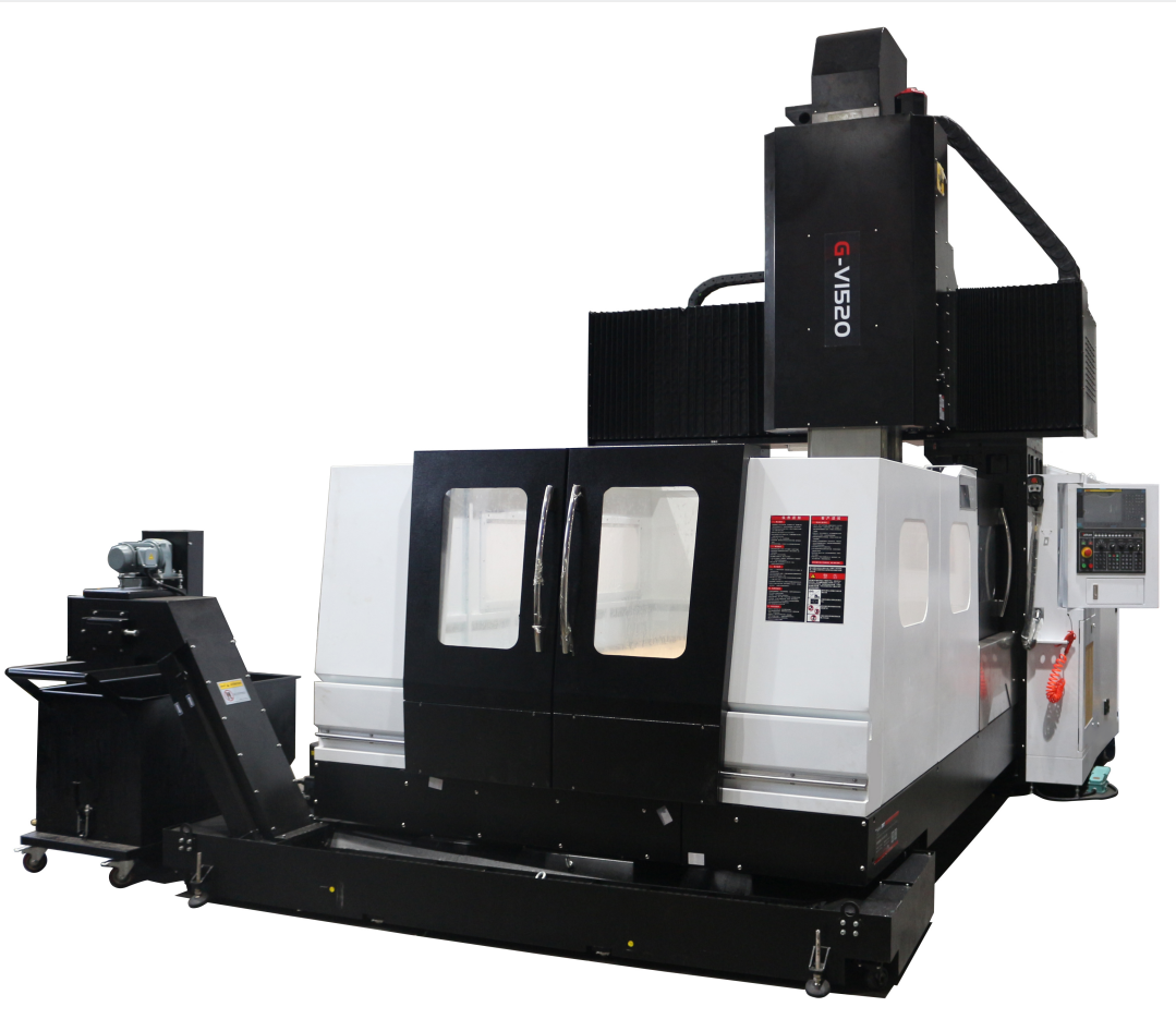 G-V1520A Double column machining center (Belt 4000) for brass, steel , stainless for Industry / factory