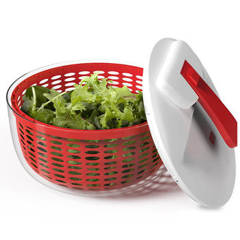 Salad Spinner Vegetable dryer spinner itemprop=