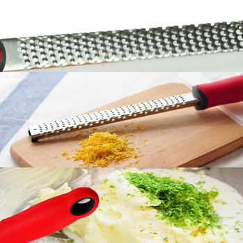 Tarka do serów, Lemon Zester, Ginger Grater itemprop =