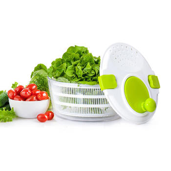 Lettuce Vegetable Dryer Salad Spinner itemprop=