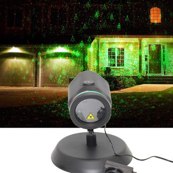 Garden Laser Light Projector, Christmas Party Decoration Laserlicht itemprop =