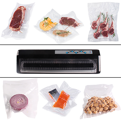 Vacuum Sealer، Food Saver Meat Vacuum Sealer با کیسه های آب بندی