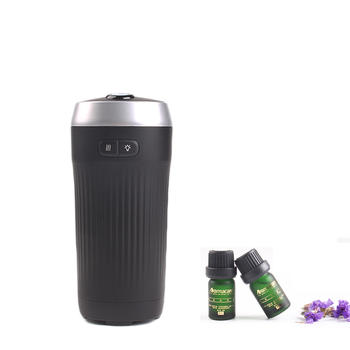 70ml Avtomobil Essential Oil Diffuser Mini Portativ Aromaterapi Humidifier itemprop =