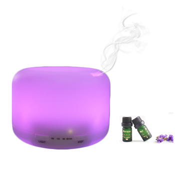 Humidificador 120ml USB Aromatherapy Essential Oil Difusor itemprop =