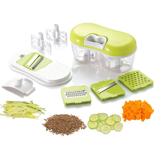 Handheld Chopper Vegetable Shredder Slicer Grater Chopper Blender