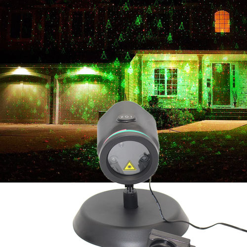 Garden Laser Light Projector, Kersfees Decoratie Laser Lights