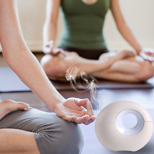 Ultrasonic Essential Oil Diffuser, Aroma Diffuser Humidifier