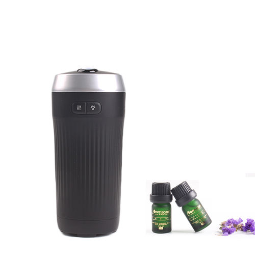 70ml Car Essential Olie Diffuser Mini Draagbare Aromaterapie Humidifier