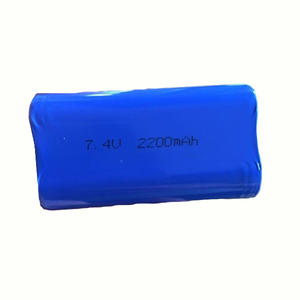 China 7.4V 2200mAh battery pack manufacturer