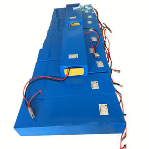 electric forklift battery pack