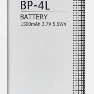 3.7V 1500mAh BP-4L Battery
