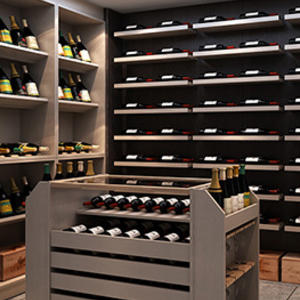 China fashion wine cellar solution supplier,bottle wine cellar manufacturer