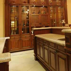 Custom Vannice Series wine storage cabinet manufacturer,wall mounted wine cellar
