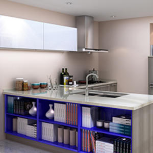 custom contemporary kitchen cabinet design