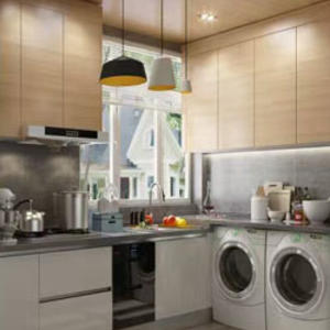 custom modular kitchen cabinet design