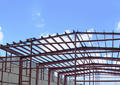 Prefabricated insulated warehouse
