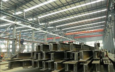 Prefabricated Metal Steel Structure