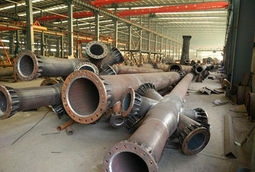 LSAW steel pipe production process(QAPlan)