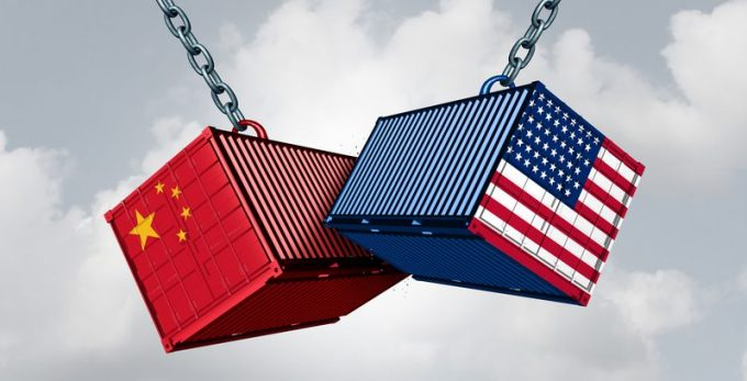 The impact of U.S.-China trade tariffs on the U.S. container shipping industry