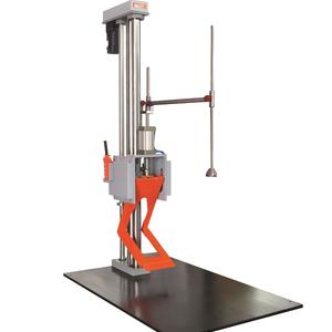 Free Fall Drop Test Machine